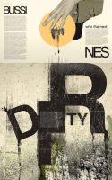 Dirty by nadydesign