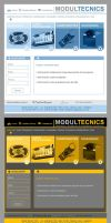 Modul Tecnics - Website 2 by punksafetypin