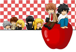 +Look I've got apple XD+ by vachuu
