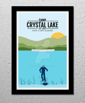 Camp Crystal Lake by kreepykustomz