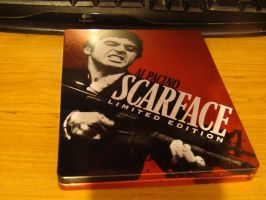 Scarface Limited Edition Front by ICK369