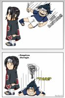 Uchiha Wars by RedlynX