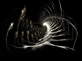 Fractal Art: Rollercoaster by threefx
