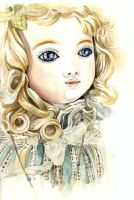 Doll by LeslieEvans