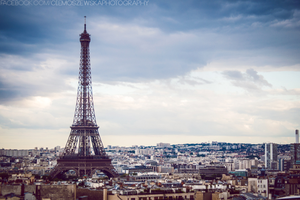 Paris by jestembella