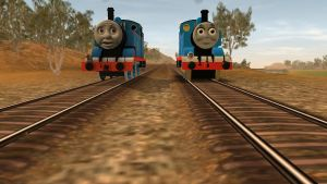Thomas Generations...? by Sergeant-Sunflower
