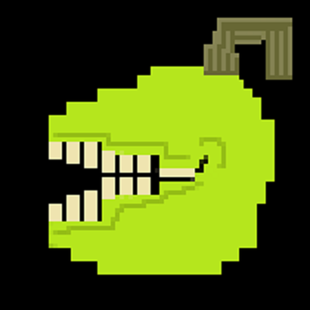 The Pac-Pear of Salamanca by TheFullCatastrophe