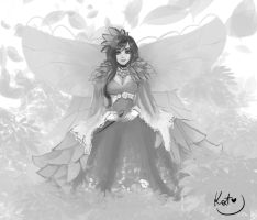 Fairy / Commission by katagro
