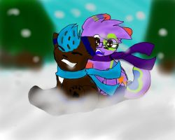 *.*~In the Snow~*.* by turtlepower04