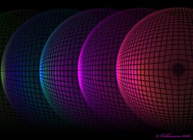 Mirror Ball by Colliemom