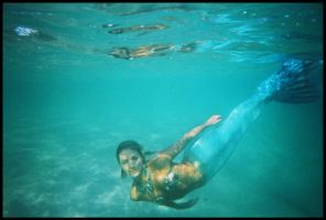 Mermaid submerged 7 by wildplaces