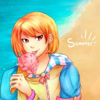 Summer by yumisuu