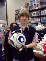 WHEATLEY!!!! by Snowgriff
