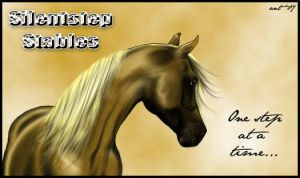 Horse Banner by Quietharm