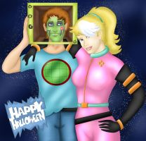 CP Halloween '06 Contest Entry by chesney
