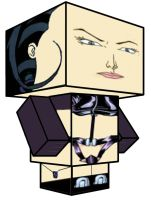 Cubee - Aeon Flux by 7ater