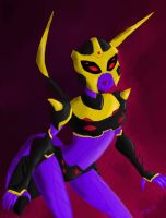 BlackArachnia by xenacee