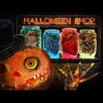 Halloween Shop by Windinwillows