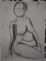 Life drawing 4 by heely