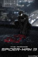 The Amazing Spider-man 3 Poster by Timetravel6000v2