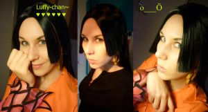 Boa Hancock Preview - Wig Test by Shigeako
