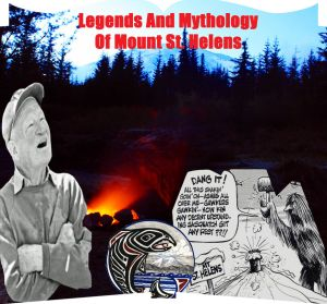 Mythology Of Mt. St. Helens -- Part 1C