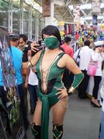 Jade MK9 cosplay by pikachu-cyberdragon