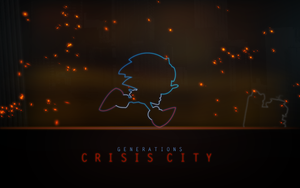 Crisis City Neon by darkfailure