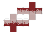 The Binding of Isaac: Larry Jr. Template 2 by optimaxion