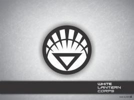 White Lantern Corps Wallpaper by Willianac