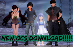 News Ocs Download!!!!! by danit09182
