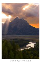 SnakE River by killersnowman