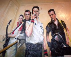 The Clash by julepe