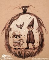 Over the Garden Wall by EmilyStepp