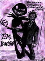 TIM BURTON by IbeTROLLIN