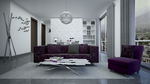 Living/Dining Room by saescavipica