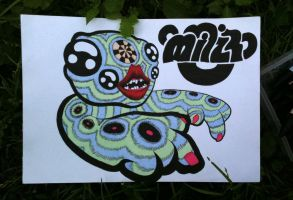4 eyes by milzs