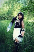 French Maid Nidalee 02 by Playitlikearainbows
