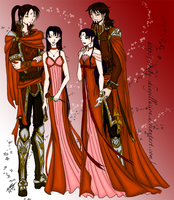 Mars family by Hebe-shinyillusion