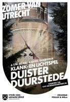 Duister Duurstede poster by PlasticJoinsTheWorld