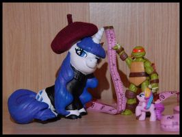 MLP - Beatnik Rarity Sculpt by Miki-
