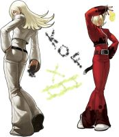 The King of Fighters-Conflict by Mondless