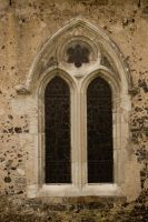 12th Century Church Stock 8 by Sheiabah-Stock