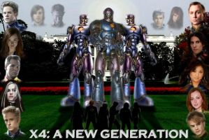 X4: A New Generation by Valor1387