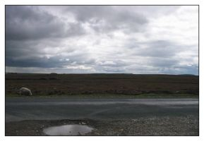 Clouds on the moor 2 by sicklittlemonkey
