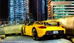 GT in the City Night by Mishari-Alreshaid
