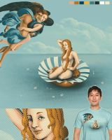 The Birth of Venus by Cpresti