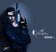 Fuck Yeah Operative by ColAutumnsOvercoat