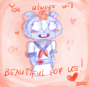 GA_ You always will be beautiful for us by Jabanan