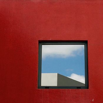 red wall... by m-lucia